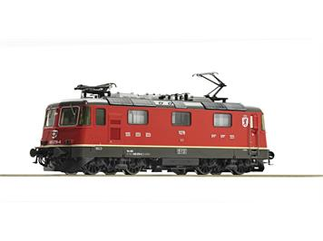 "Roco 73259 Elektrolokomotive Re 420 278-4 ""Cham"" rot SBB DCC/Sound"