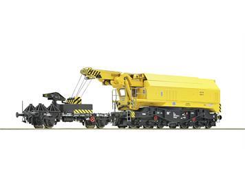 Roco 79035 Digital-Eisenbahndrehkran DB, AC Wechselstrom digital