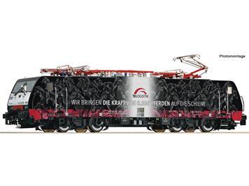 "Roco 79107 Elektrolokomotive 189 997 der MRCE/TX Logistik ""Pferde"" AC/Sound"