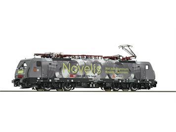 """Roco 79627 Elektrolokomotive Baureihe 189 """"Sierre"""" der MRCE AC/Sound"""