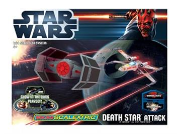 Scaletrix G1084 Star Wars - Death Star Attack 1:64