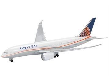 Schuco 403551684 United Airlines, B-787-8 1:600