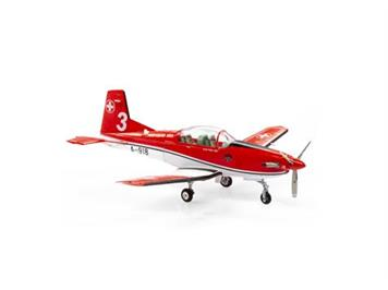 Swiss Line Collection 001703 Pilatus PC-7 Team / 3 Payerne Air14 A-918, Swiss Air Force