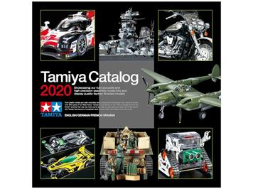 Tamiya 64425 Modellbaukatalog 2020