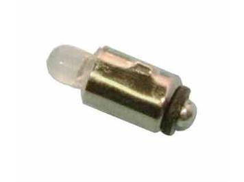 Tams 81-40421-02-H LED Leuchte 3mm warmweiss mit Bajonettsockel für 16 - 22V (2)