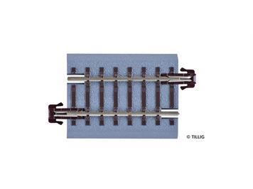 Tillig 83715 BG 4, gerades Gleis, 41,5 mm