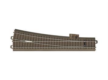 Trix 62712 C-Gleis schlanke Weiche rechts