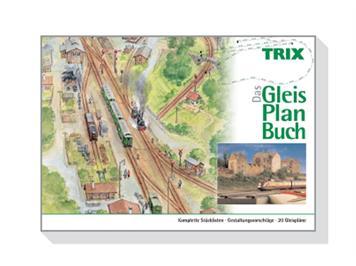TRIX 69030 Gleisplanbuch C-Gleis