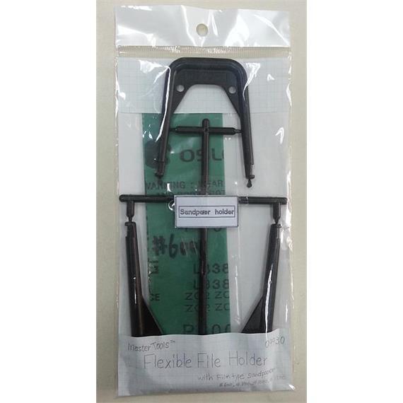 Trumpeter 09930 Flexible File Holder / Sandpapier-Halterung