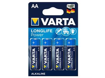 Varta Longlife Power Alkaline AA (4 Stk.)
