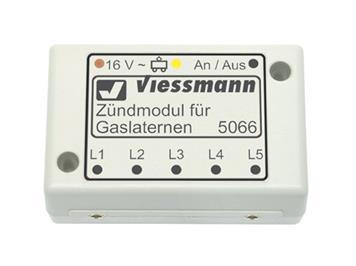 Viessmann 5066 Zündmodul für Gaslaternen