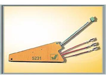 Viessmann 5231 Einzelweichendecoder für C-Gleis