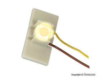 Viessmann 6046 LED-Beleuchtungen für Etageninnenbeleuchtung warmweiss (10 Stk.)