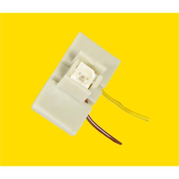 Viessmann 6048 LED-Beleuchtungen für Etageninnenbeleuchtung weiss (10 Stk.)
