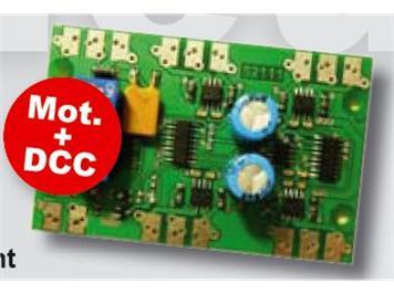 Viessmann DCC Magnetartikel-Decoder light ohne Gehäuse