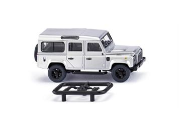 Wiking 010203 Land Rover Defender 110 - silber-metallic, HO
