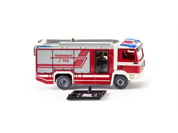 Wiking 061247 FW Rosenbauer AT LF MAN TGM HO