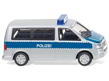 Wiking 093505 Polizei VW T5 GP Multivan N