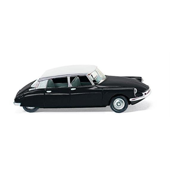 Wiking Citroën ID 19 schwarz/weiss HO