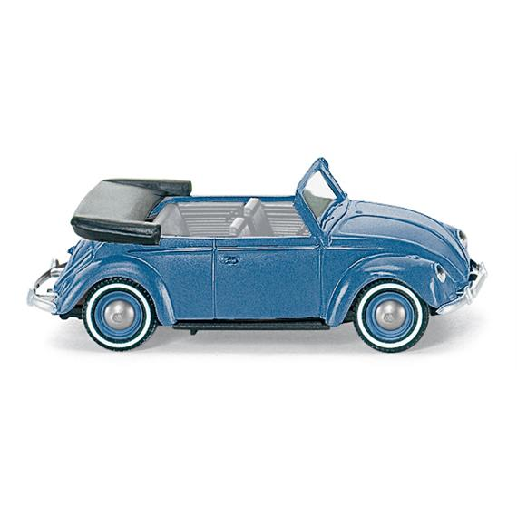 Wiking VW Käfer 1200 Cabrio babyblau