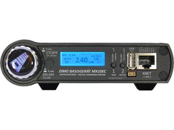 ZIMO MX10EC Digitalzentrale 300 Watt DCC/MM
