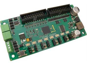 Zimo MX821V 8-fach Servo-Decoder für Weichen, Formsignale usw.
